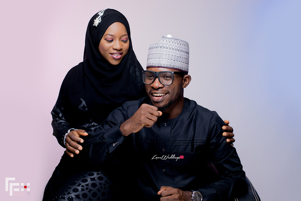 Nigerian Muslim Couple - Bisola and Wale LoveweddingsNG FFX Photography 3