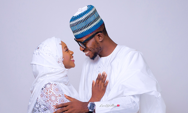 Nigerian Muslim Couple - Bisola and Wale LoveweddingsNG FFX Photography 5