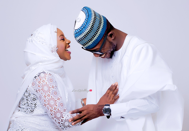 Nigerian Muslim Couple - Bisola and Wale LoveweddingsNG FFX Photography 6