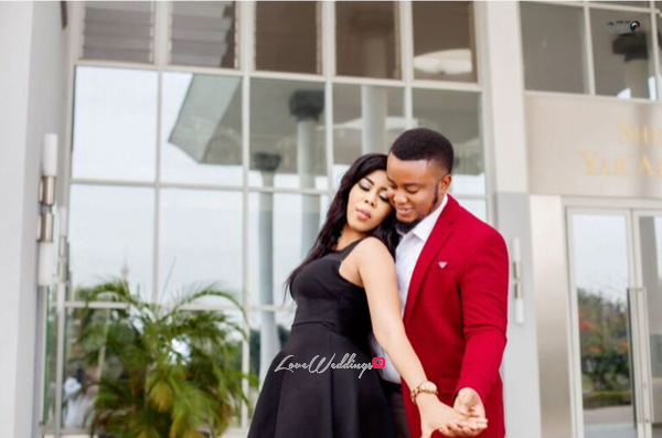 Nigerian Pre Wedding Shoot - Joy and Jonathan LoveweddingsNG 1