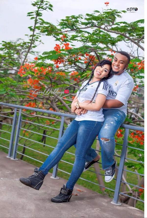 Nigerian Pre Wedding Shoot - Joy and Jonathan LoveweddingsNG 4