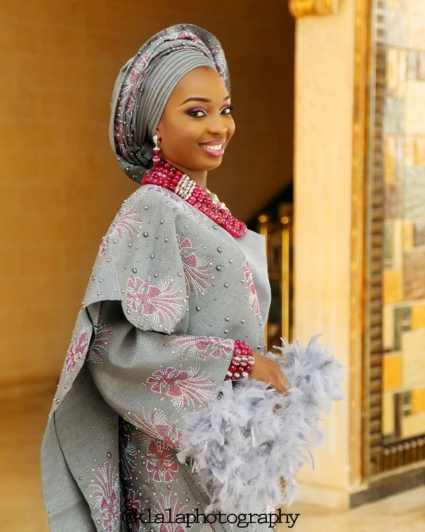 Nigerian Traditional Bride Klala Photography LoveweddingsNG 6