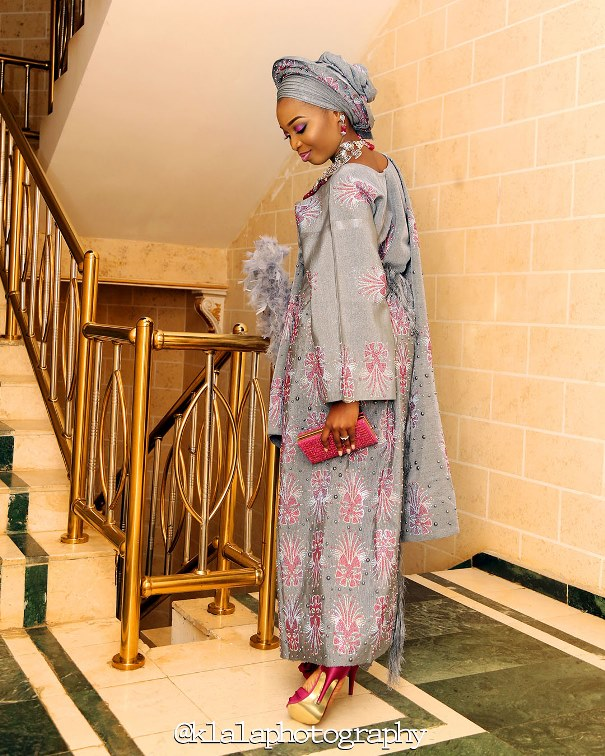 Nigerian Traditional Bride Klala Photography LoveweddingsNG10