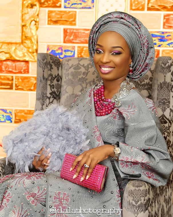 Nigerian Traditional Bride Klala Photography LoveweddingsNG9