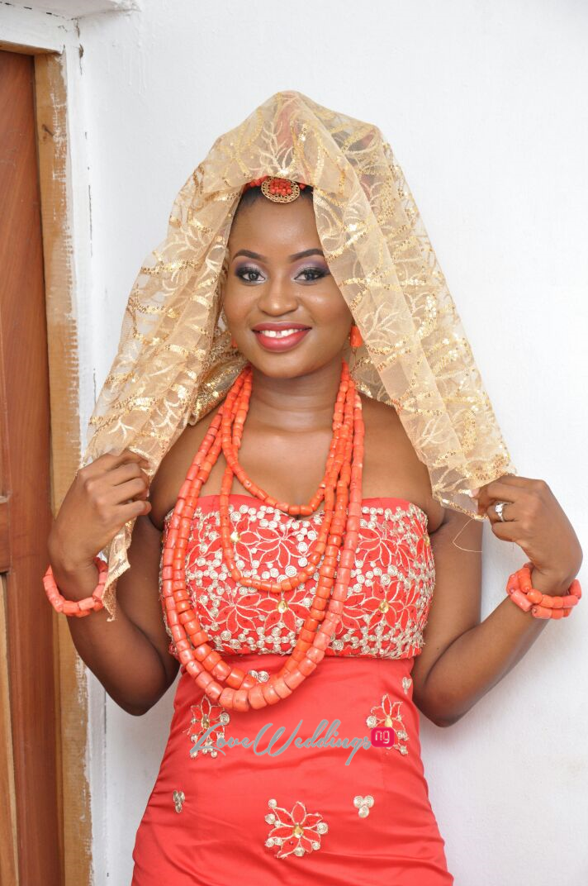 Nigerian Traditional Wedding Aleyie and Itse LoveweddingsNG 16
