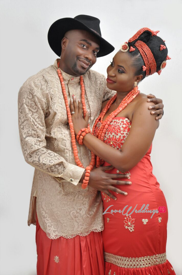 Nigerian Traditional Wedding Aleyie and Itse LoveweddingsNG 2 (2)