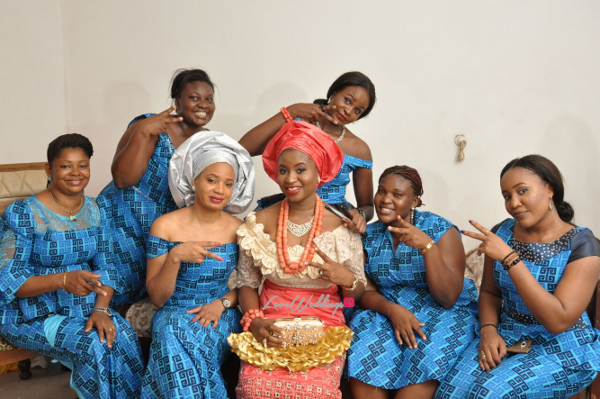 Nigerian Traditional Wedding Aleyie and Itse LoveweddingsNG 5
