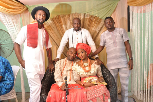 Nigerian Traditional Wedding Aleyie and Itse LoveweddingsNG 6