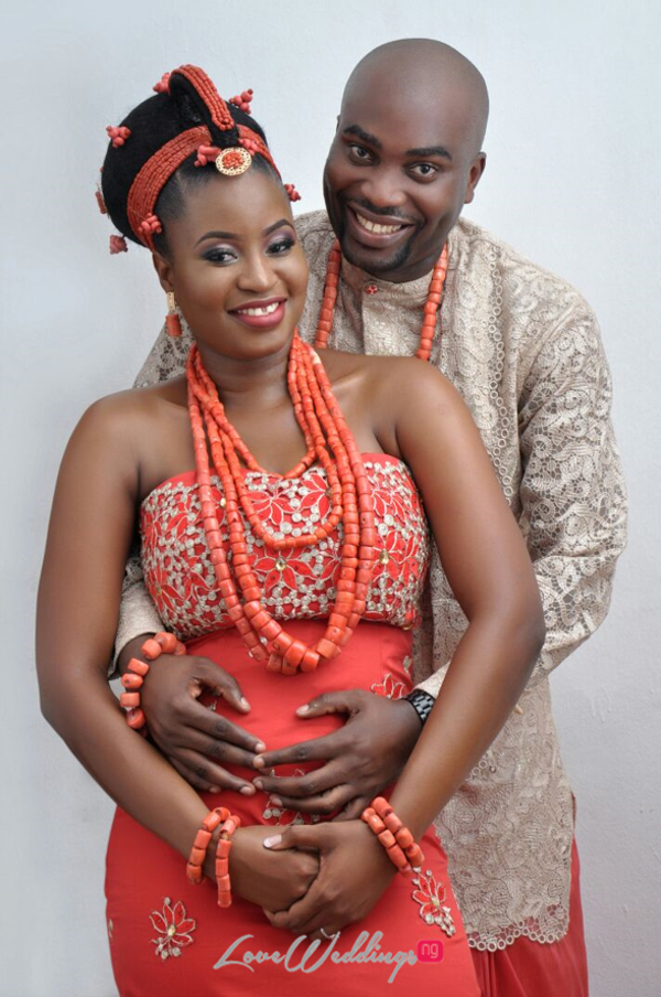 Nigerian Traditional Wedding Aleyie and Itse LoveweddingsNG 8 (2)