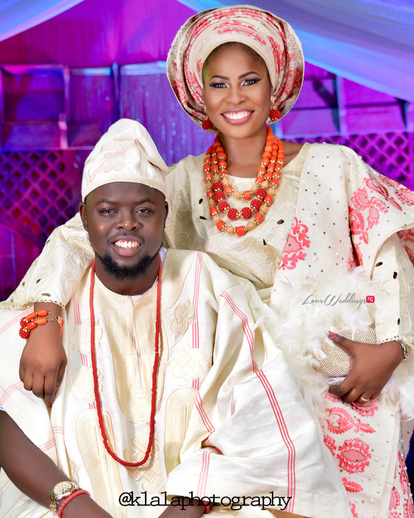 Nigerian Traditional Wedding - Anu & Toye LoveweddingsNG Klala Photography 12