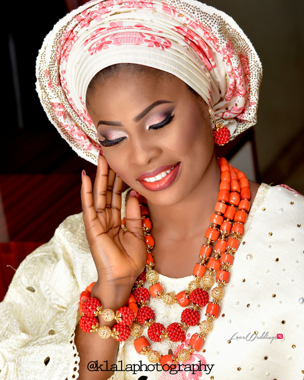 Nigerian Traditional Wedding - Anu & Toye LoveweddingsNG Klala Photography 15