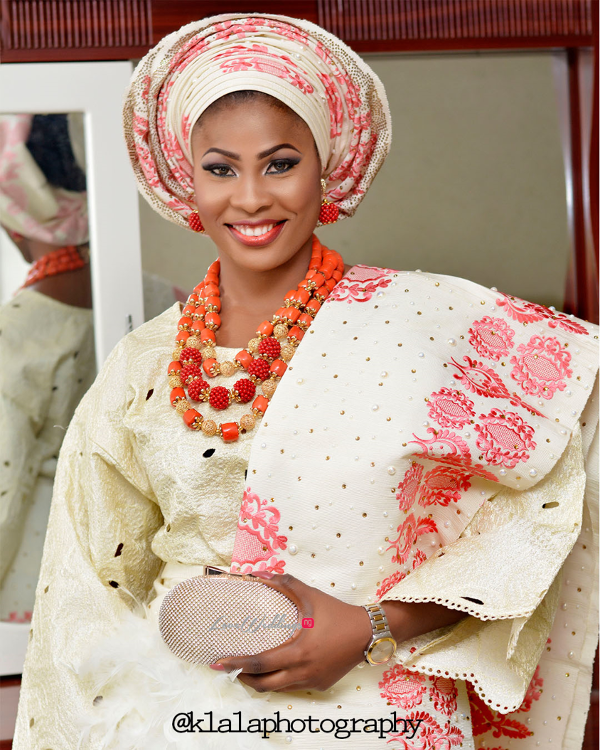 Nigerian Traditional Wedding - Anu & Toye LoveweddingsNG Klala Photography 17