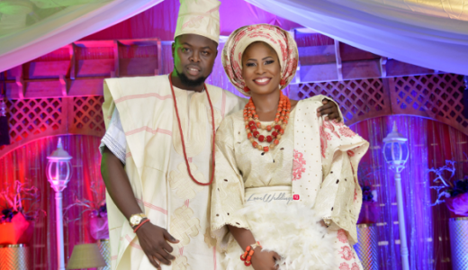 Nigerian Traditional Wedding - Anu & Toye LoveweddingsNG Klala Photography 3