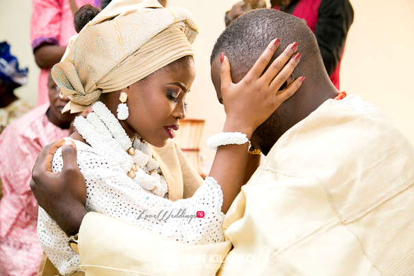 Nigerian Traditional Wedding Folake and Dotun Seun Kilanko Studios LoveweddingsNG 14