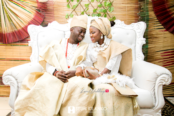 Nigerian Traditional Wedding Folake and Dotun Seun Kilanko Studios LoveweddingsNG 15
