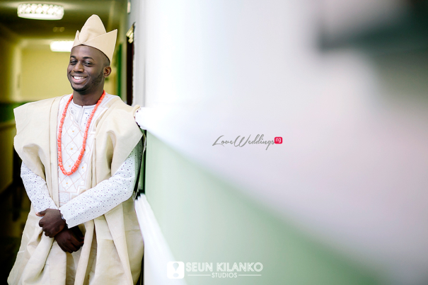 Nigerian Traditional Wedding Folake and Dotun Seun Kilanko Studios LoveweddingsNG 2