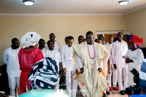Nigerian Traditional Wedding Folake and Dotun Seun Kilanko Studios LoveweddingsNG 7