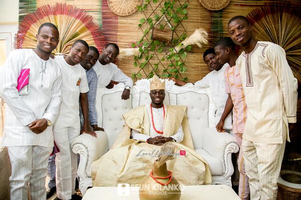 Nigerian Traditional Wedding Folake and Dotun Seun Kilanko Studios LoveweddingsNG 8