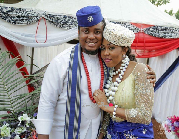 Nigerian Traditional Wedding - Joy and Jonathan LoveweddingsNG 2