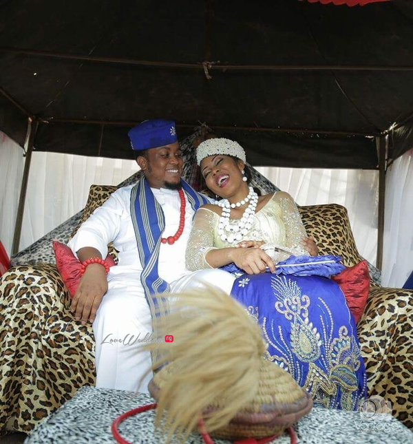 Nigerian Traditional Wedding - Joy and Jonathan LoveweddingsNG 3