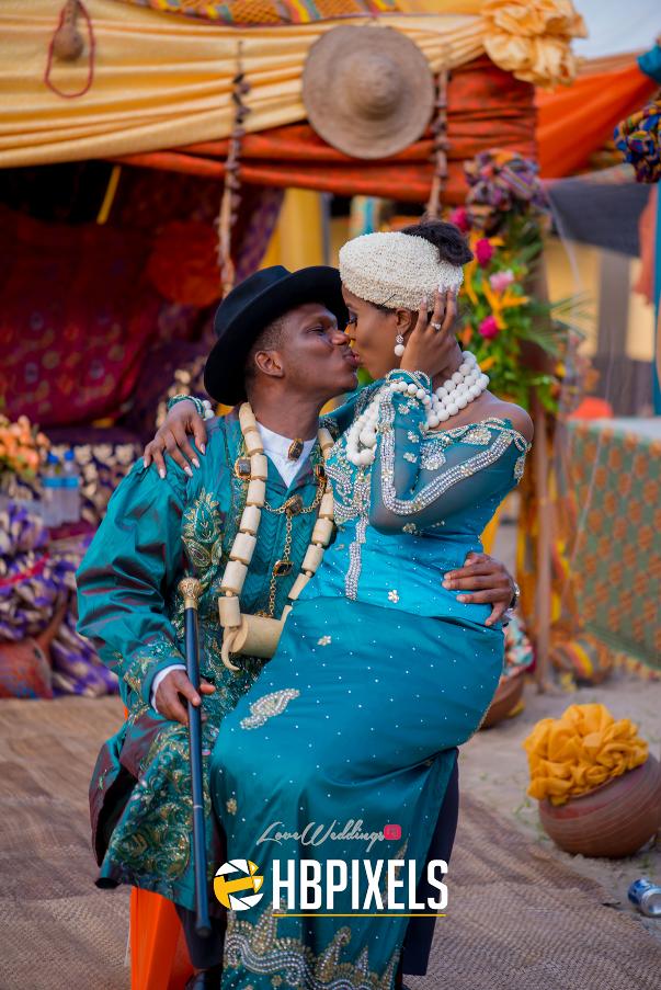 Nigerian Traditional Wedding Opobo LoveweddingsNG #BevTam2016 4