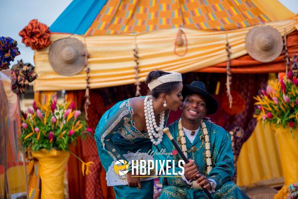Nigerian Traditional Wedding Opobo LoveweddingsNG #BevTam2016 5