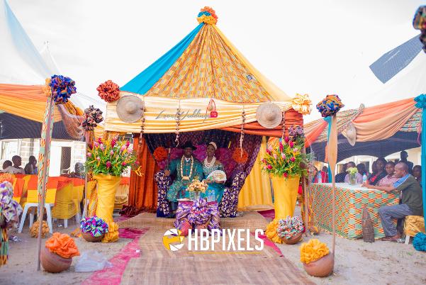 Nigerian Traditional Wedding Opobo LoveweddingsNG #BevTam2016 7