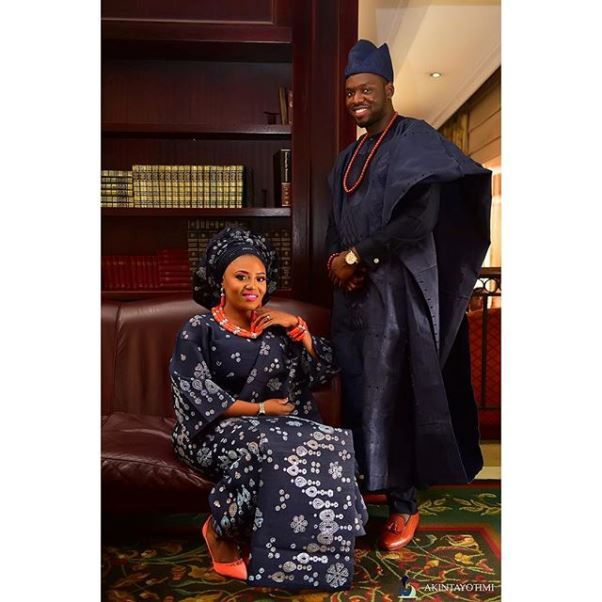 Nigerian Traditional Wedding Ranti and Isaac LoveweddingsNG 2706 Events