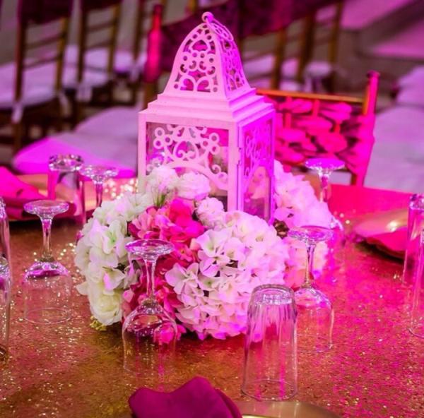 Nigerian Wedding Decor #ThePsalms2016 Vania Events Solution LoveweddingsNG2