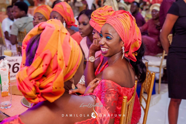 Nigerian Wedding #ElAmie2016 Amelia and Elaye LoveweddingsNG DO Weddings 20