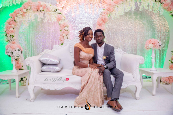 Nigerian Wedding #ElAmie2016 Amelia and Elaye LoveweddingsNG DO Weddings