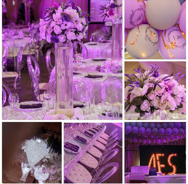 Nigerian Wedding #MeetTheShyngles Adeola and Ayodeji Decor Nwandos Signature Events