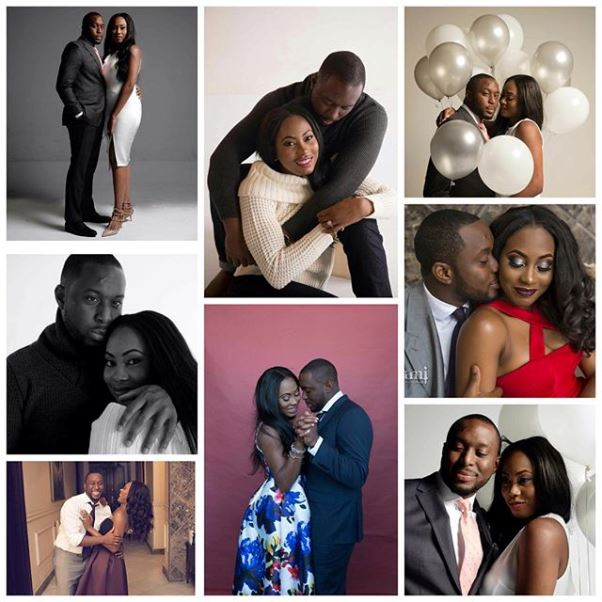 Nigerian Wedding #MeetTheShyngles Pre Wedding Shoot Adeola and Ayodeji 8