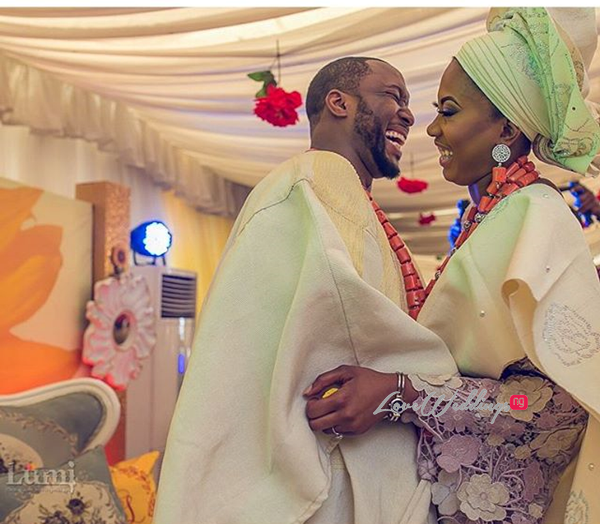 Nigerian Wedding #MeetTheShyngles Traditional Wedding Adeola and Ayodeji 3