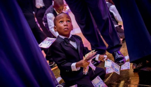 Nigerian Wedding Money Picker LoveweddingsNG