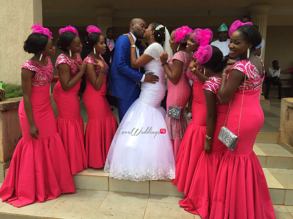 Nigerian White Wedding Aleyie and Itse LoveweddingsNG 14
