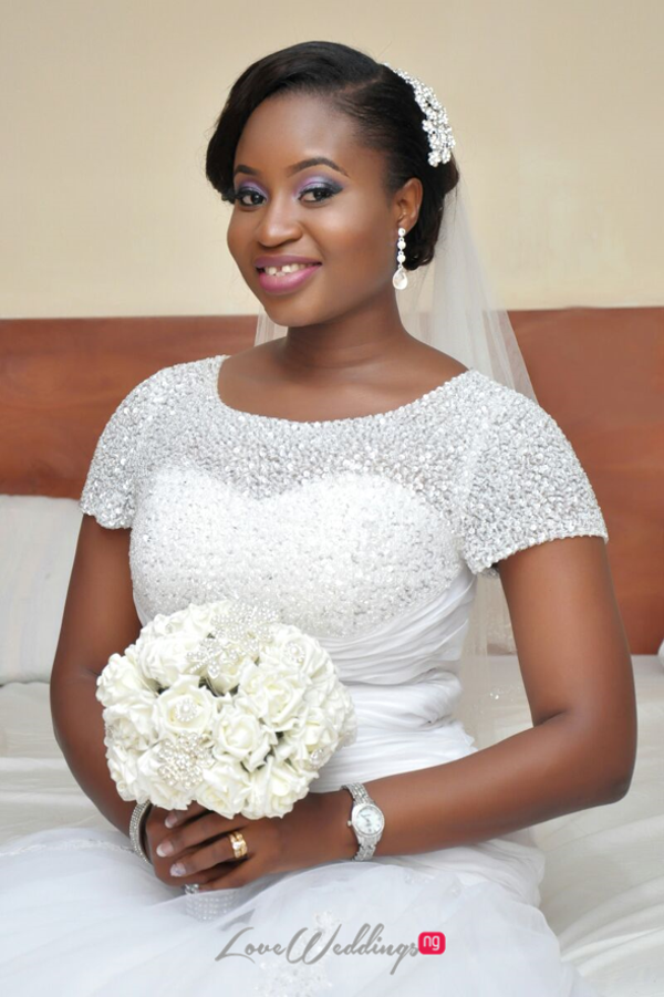 Nigerian White Wedding Aleyie and Itse LoveweddingsNG 35