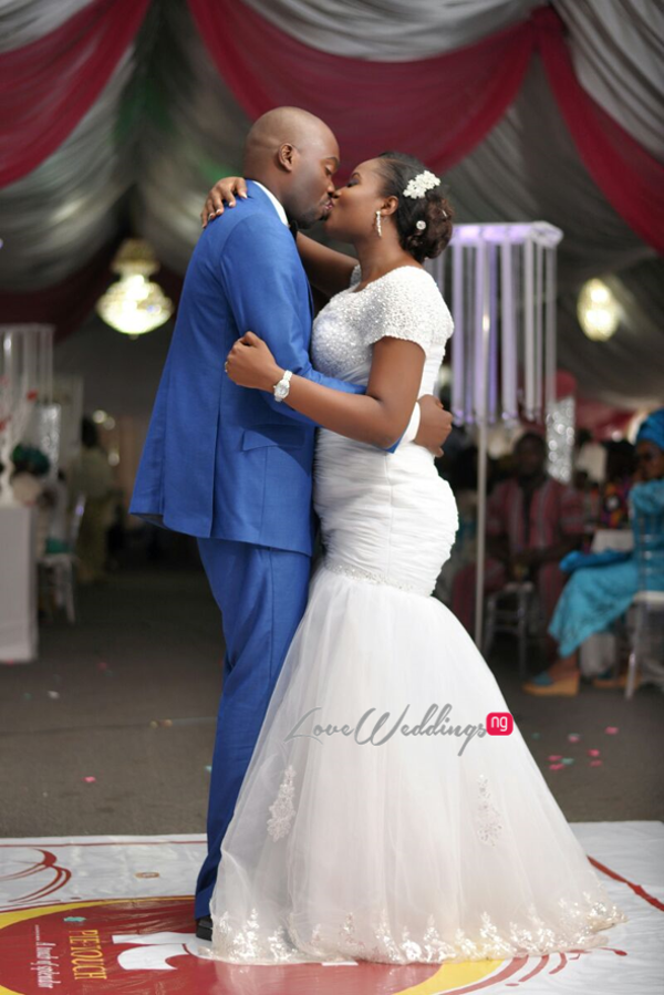 Nigerian White Wedding Aleyie and Itse LoveweddingsNG 38