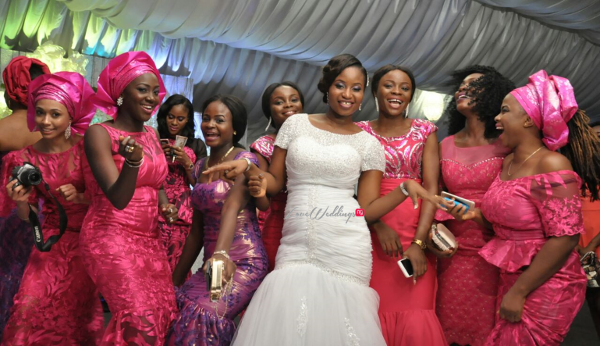 Nigerian White Wedding Aleyie and Itse LoveweddingsNG 4