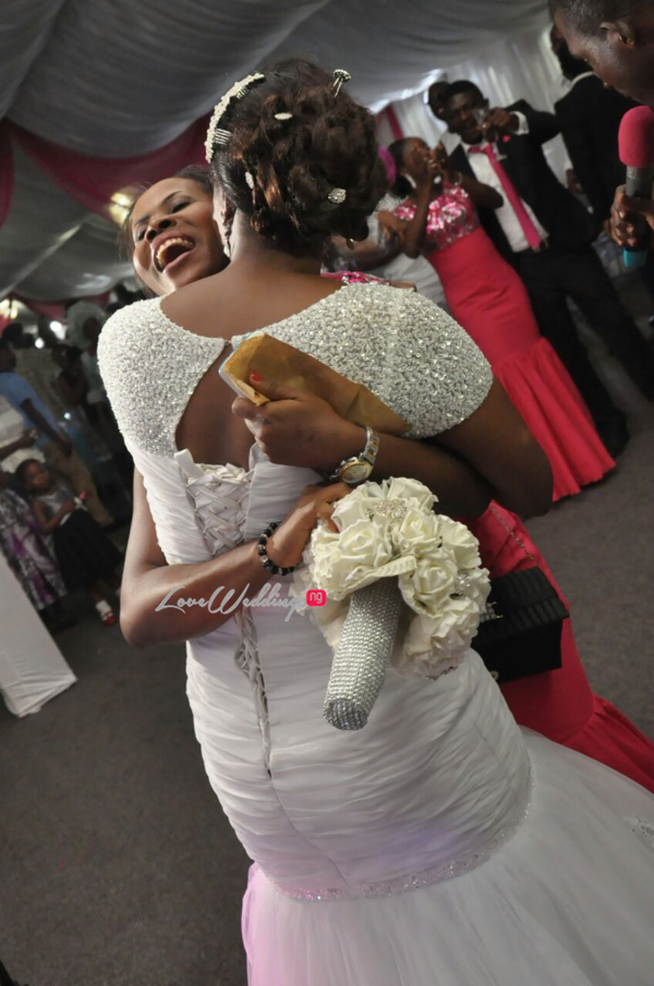 Nigerian White Wedding Aleyie and Itse LoveweddingsNG 5