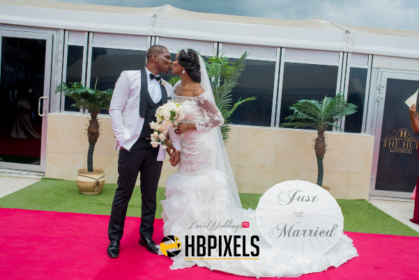 Nigerian White Wedding - Beverly and Tammy LoveweddingsNG 1