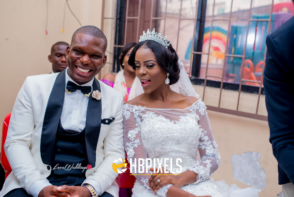 Nigerian White Wedding - Beverly and Tammy LoveweddingsNG 44
