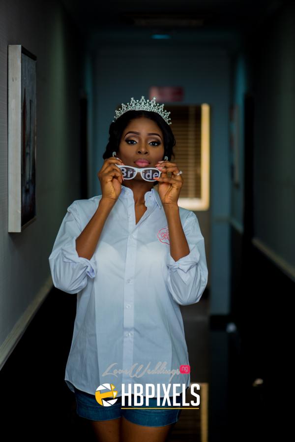 Nigerian White Wedding - Beverly and Tammy LoveweddingsNG bride 3