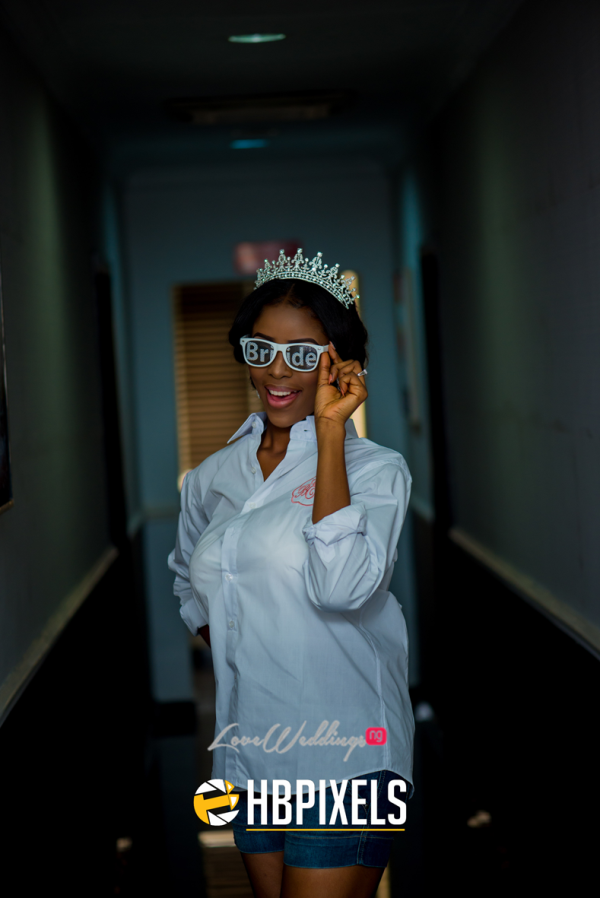 Nigerian White Wedding - Beverly and Tammy LoveweddingsNG bride 4