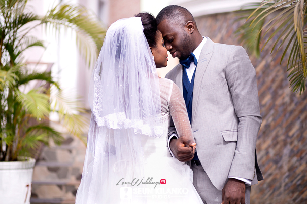 Nigerian White Wedding Folake and Dotun Seun Kilanko Studios LoveweddingsNG 13