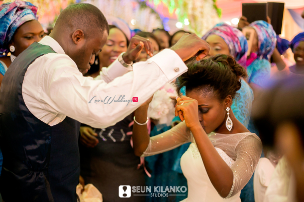 Nigerian White Wedding Folake and Dotun Seun Kilanko Studios LoveweddingsNG 14