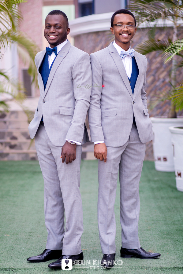 Nigerian White Wedding Folake and Dotun Seun Kilanko Studios LoveweddingsNG 3