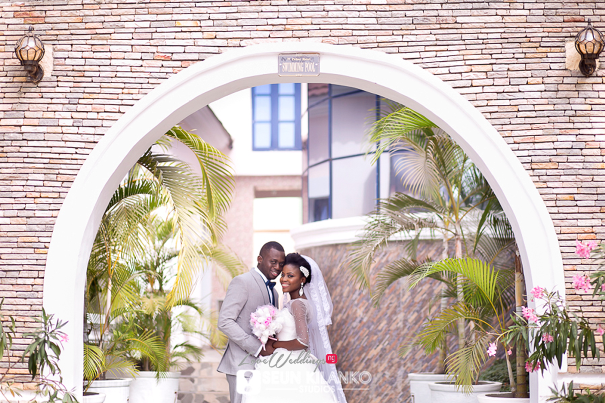 Nigerian White Wedding Folake and Dotun Seun Kilanko Studios LoveweddingsNG 5