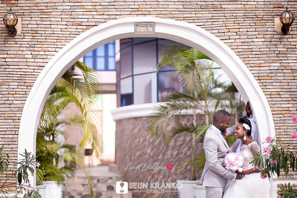 Nigerian White Wedding Folake and Dotun Seun Kilanko Studios LoveweddingsNG 9