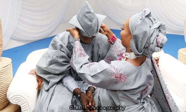 Nigerian Yoruba Traditional Wedding Klala Photography LoveweddingsNG